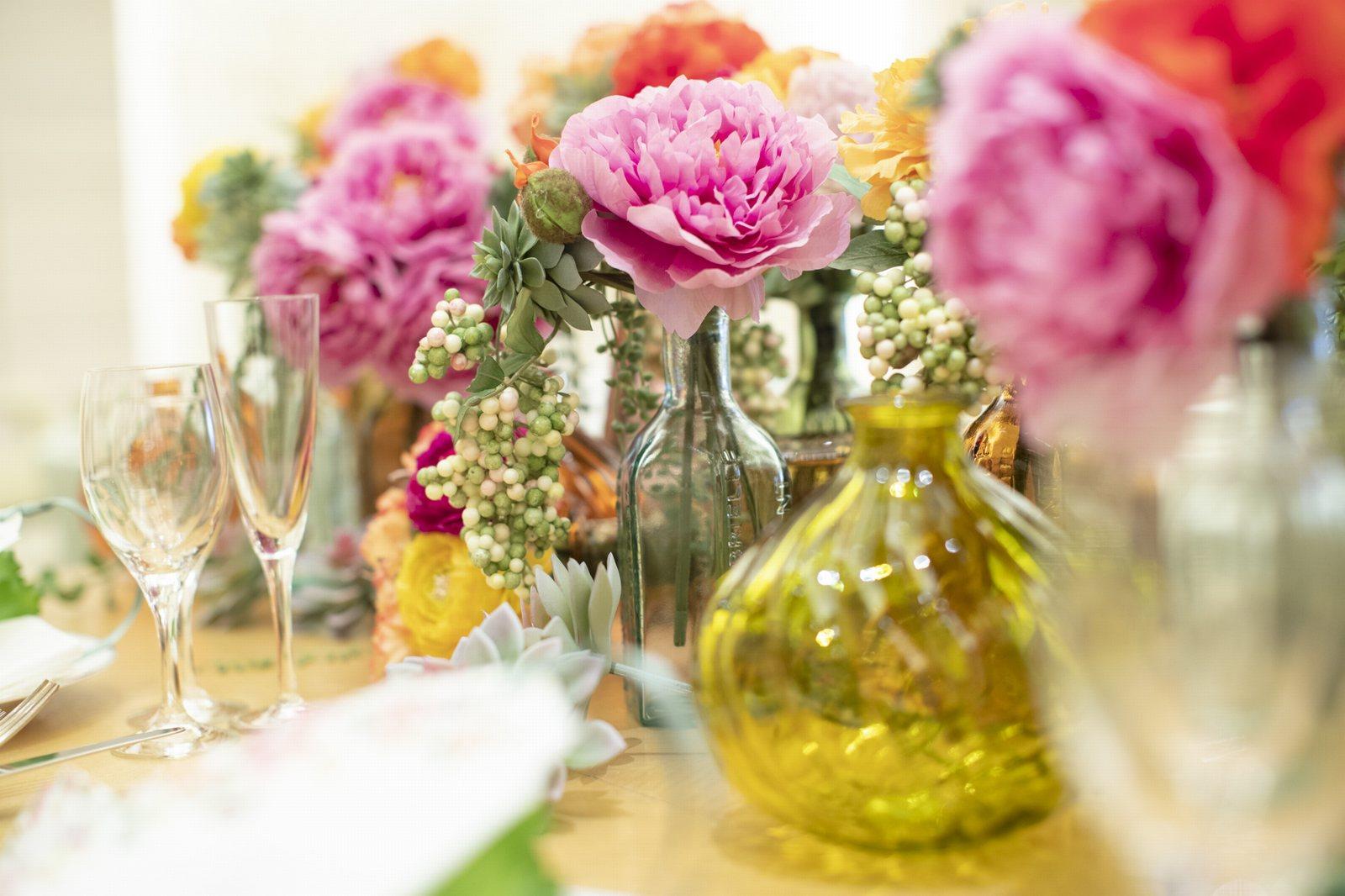 高松市の結婚式場アイルバレクラブのプラウの装飾イメージ