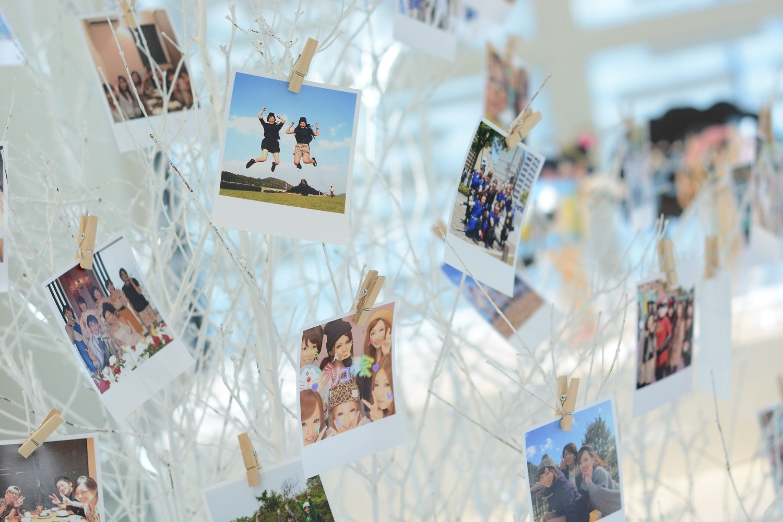 高松市の結婚式場アイルバレクラブのウエルカムツリーと思い出の写真