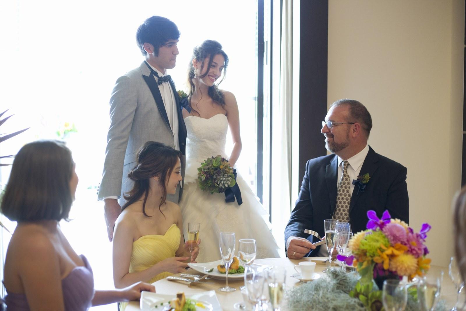 高松市の結婚式場アイルバレクラブの結婚式のイメージ
