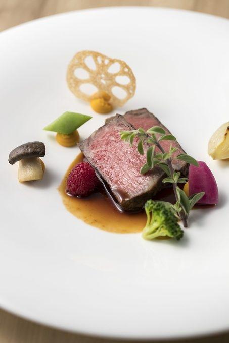 高松市の結婚式場アイルバレクラブの肉イメージ