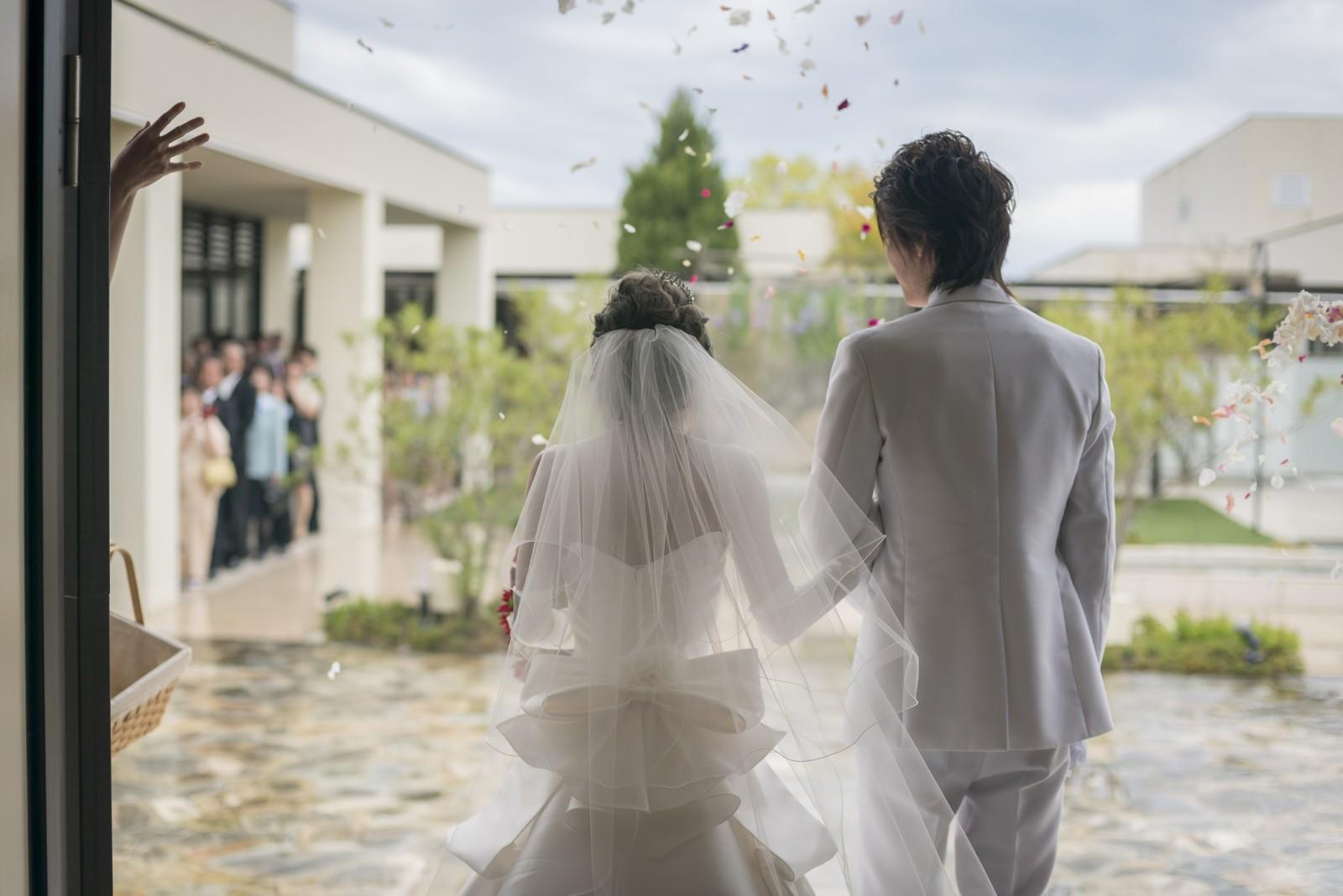 高松市の結婚式場アイルバレクラブのアフターセレモニー
