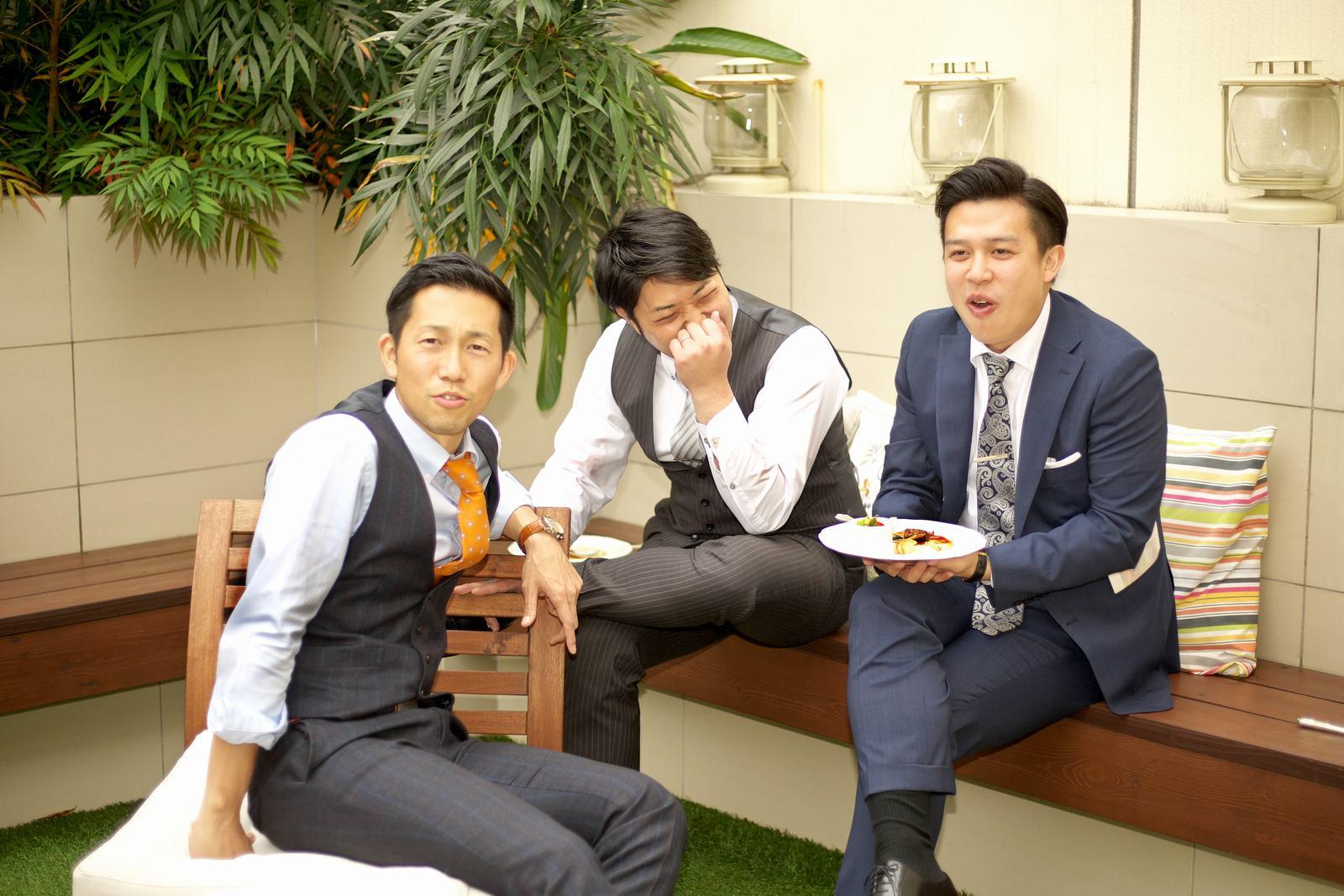 高松市の結婚式場アイルバレクラブのゲスト
