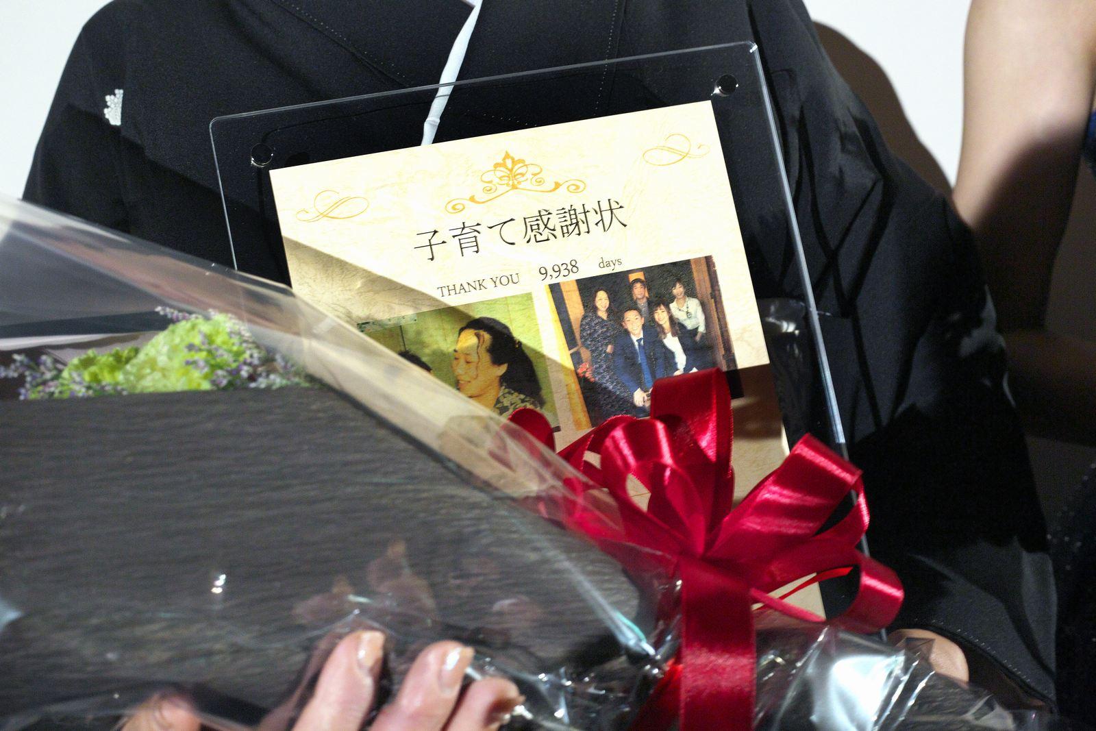 高松市の結婚式場アイルバレクラブの記念品