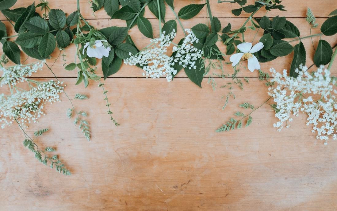高松市の結婚式場アイルバレクラブの装飾 フラワー