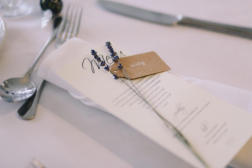 高松市の結婚式場アイルバレクラブのグッズ