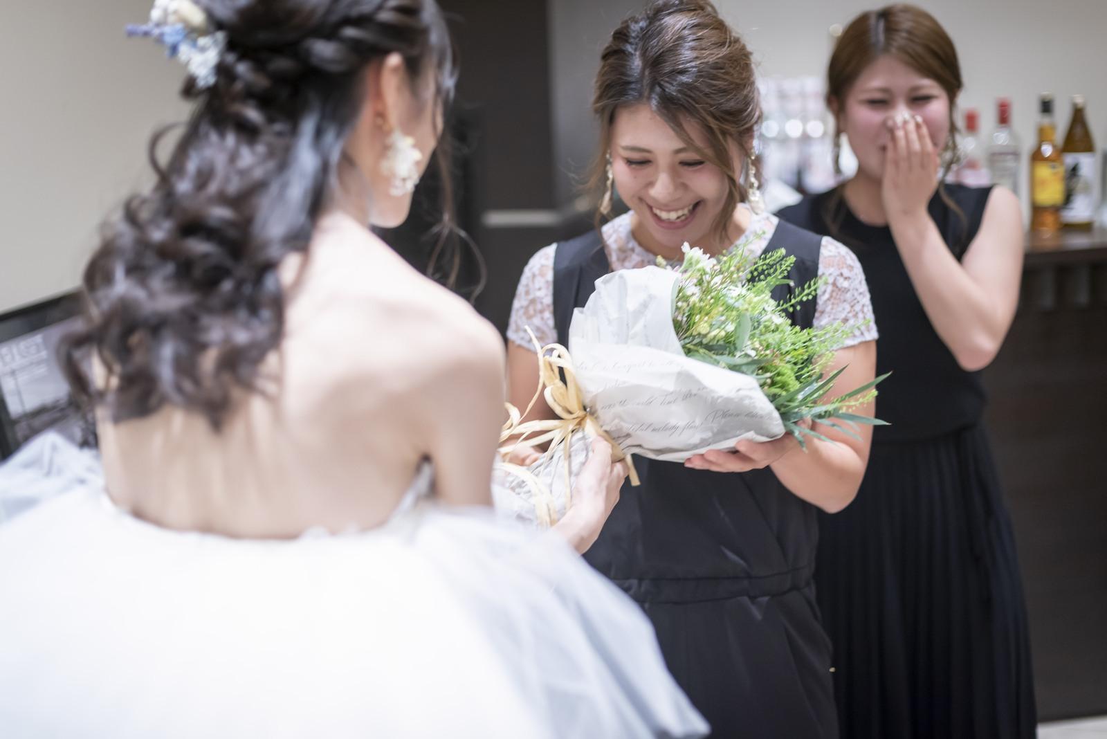 高松市の結婚式場アイルバレクラブ プレゼント
