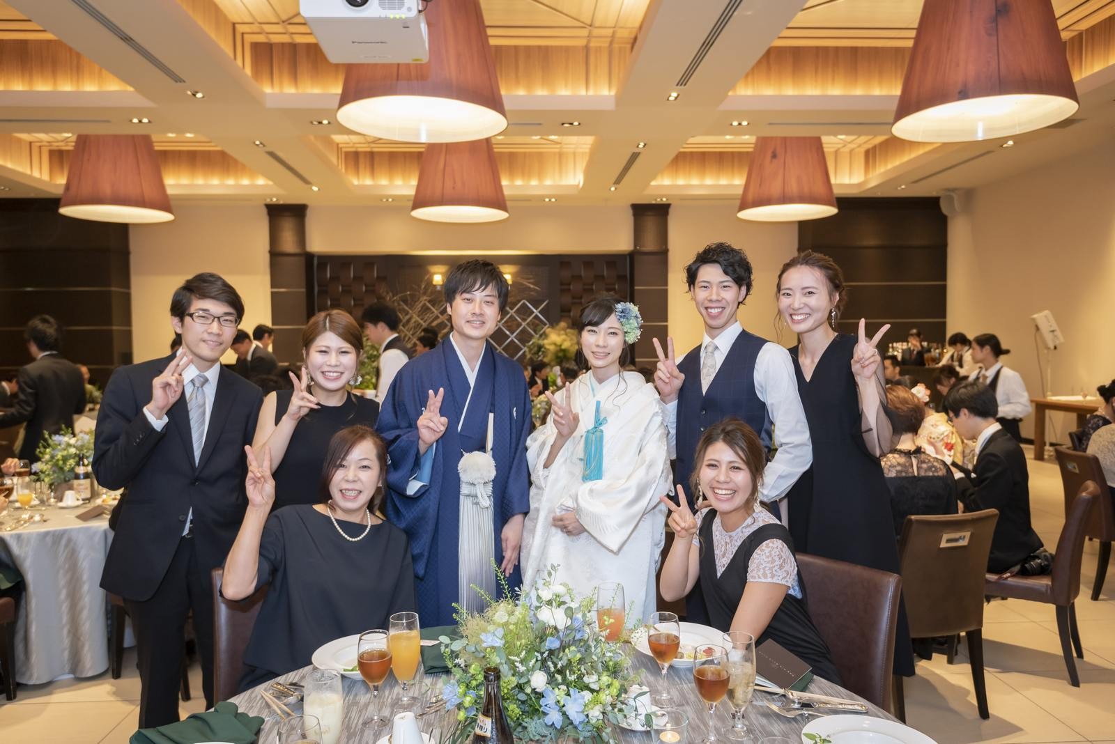 高松市の結婚式場アイルバレクラブ フォト