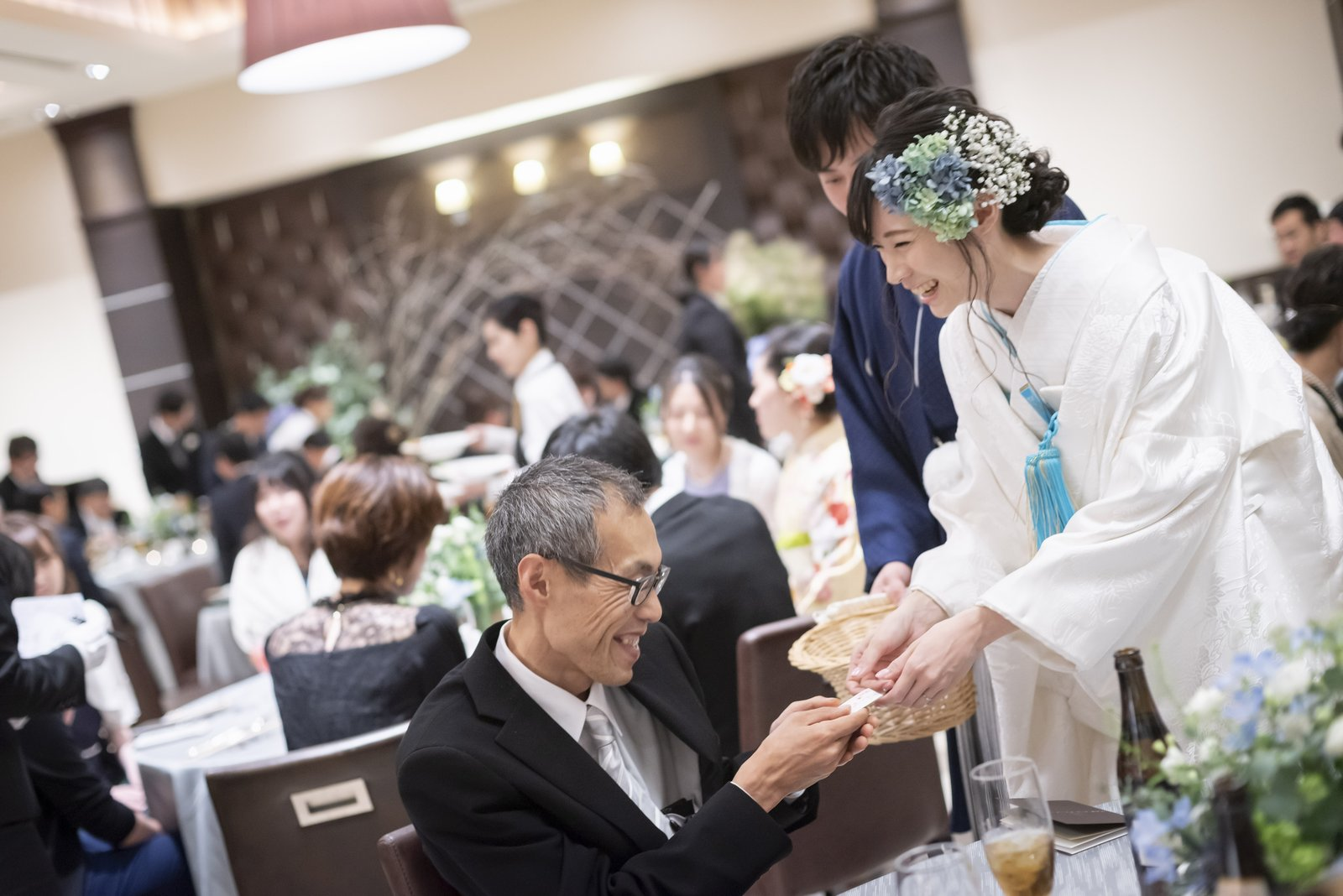 高松市の結婚式場アイルバレクラブ おみくじ