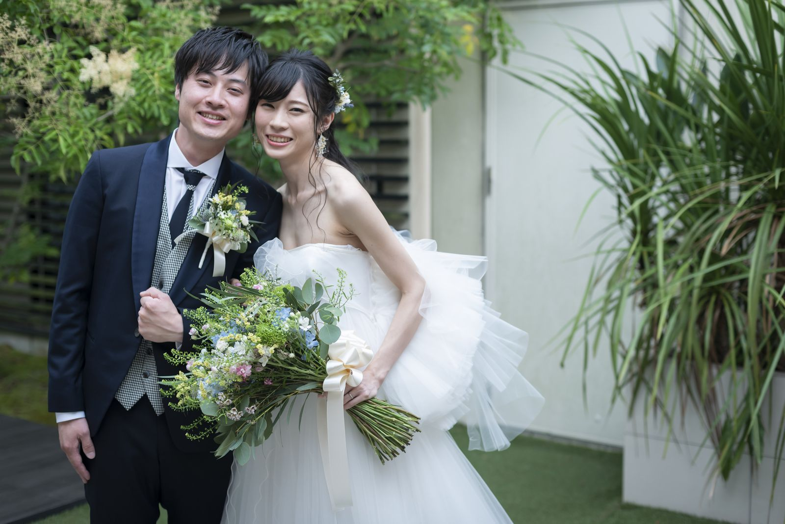 高松市の結婚式場アイルバレクラブ 新郎新婦