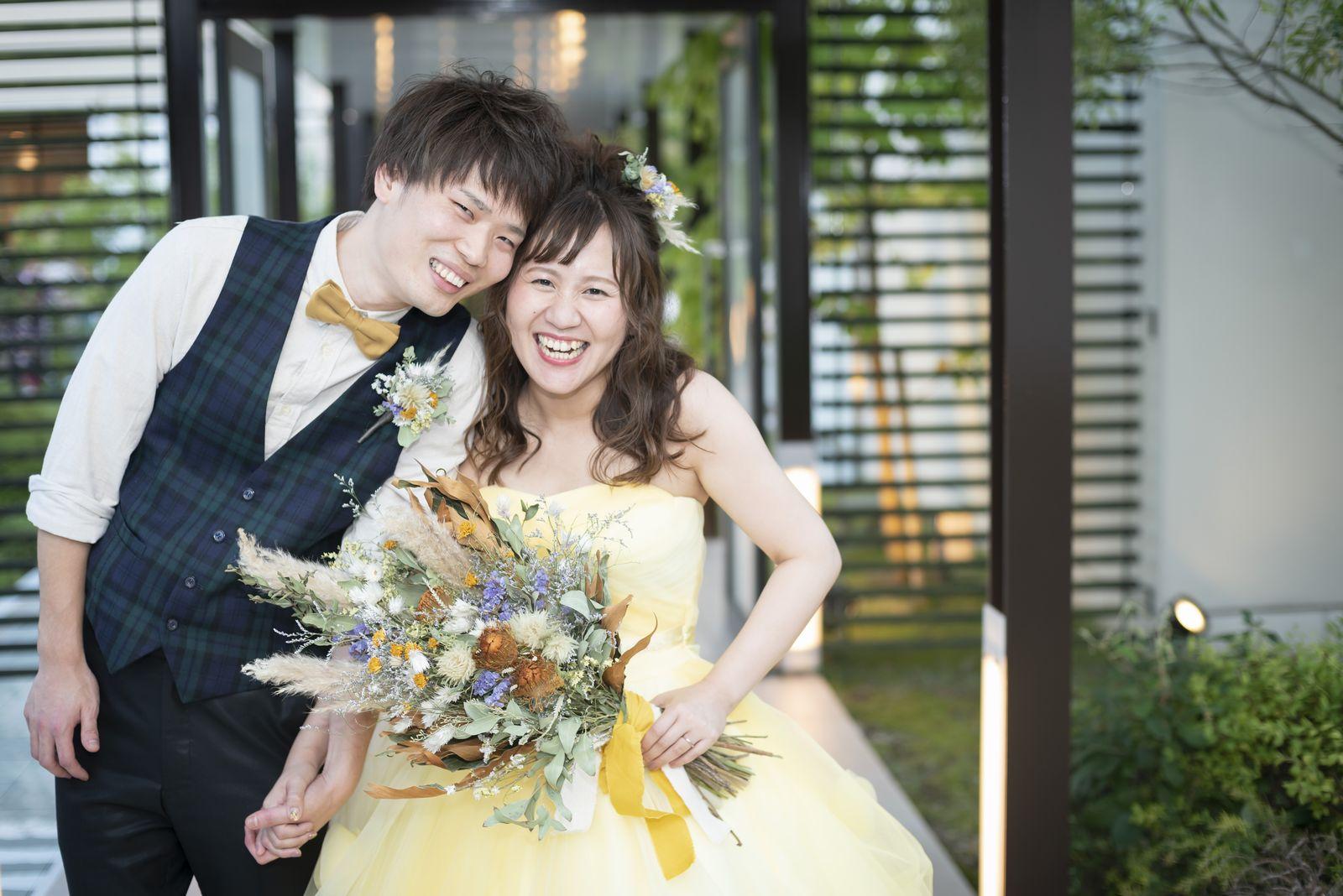 高松市の結婚式場アイルバレクラブの新郎新婦