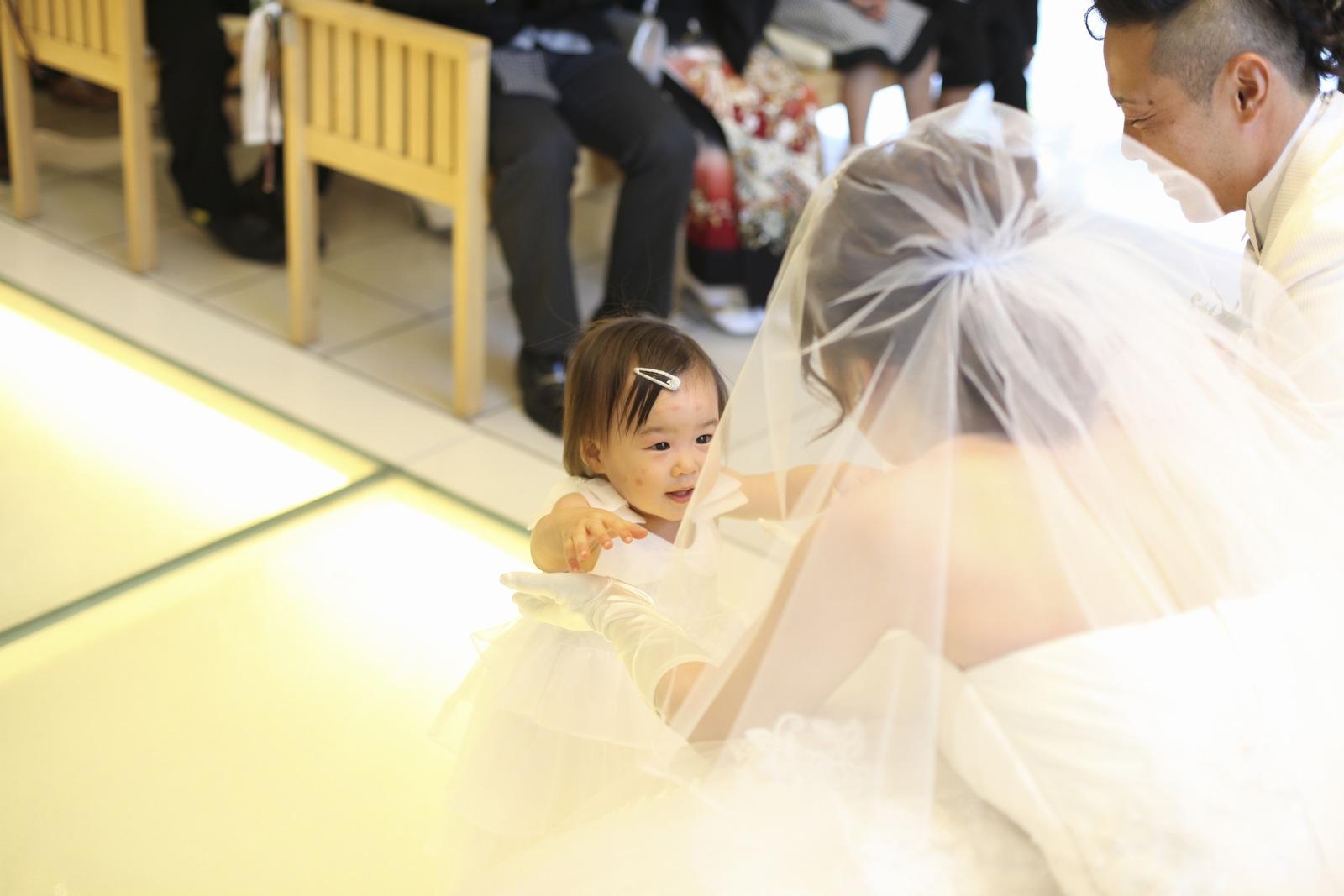 高松市の結婚式場アイルバレクラブ リングガール