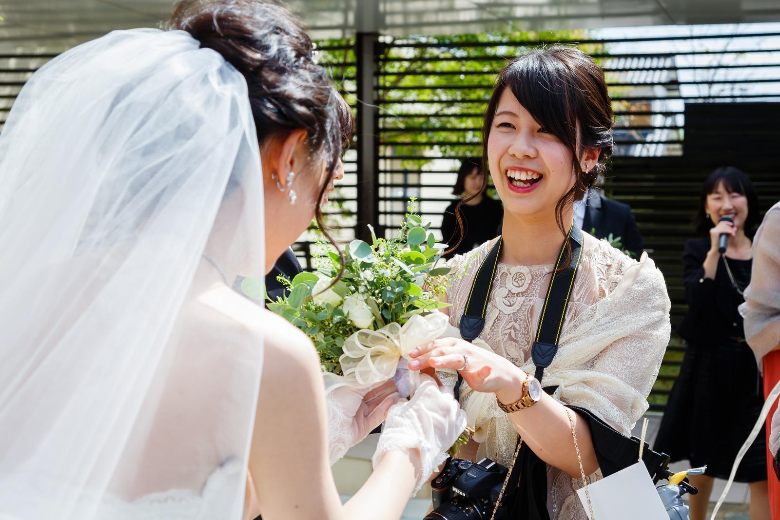 高松市の結婚式場アイルバレクラブ アフターセレモニー