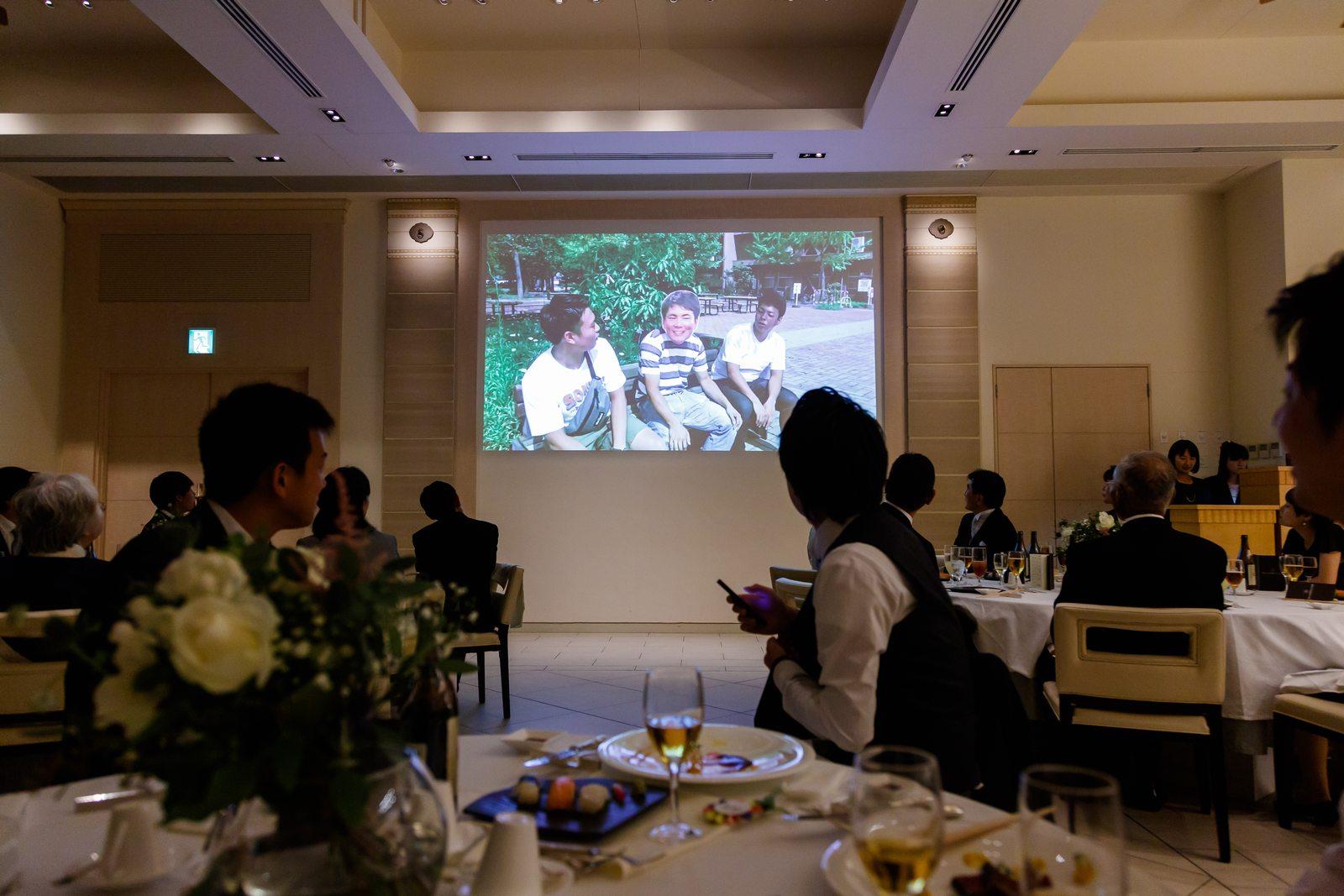高松市の結婚式場アイルバレクラブ 余興