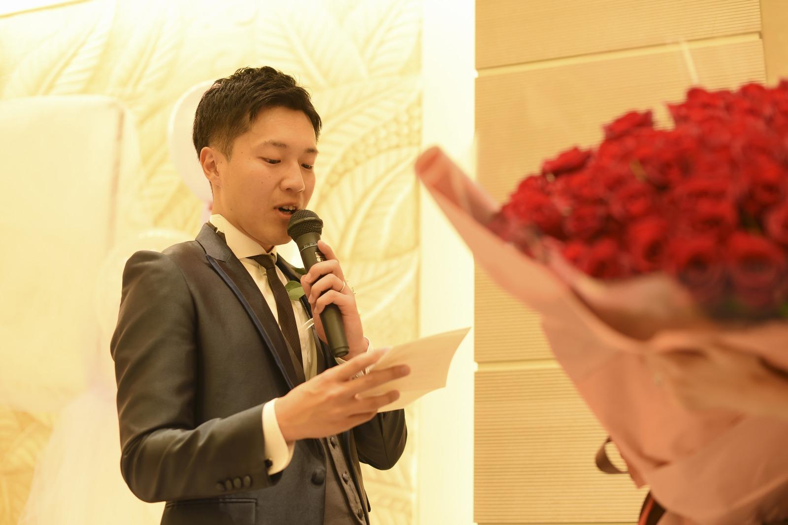 高松市の結婚式場アイルバレクラブ サプライズ