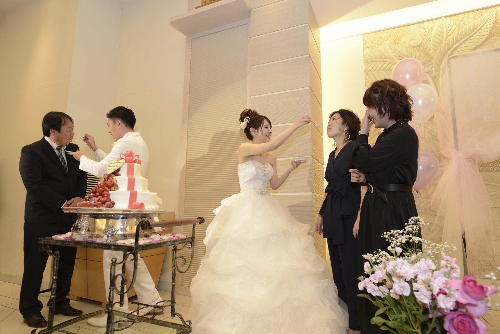 高松市の結婚式場アイルバレクラブ サンクスバイト