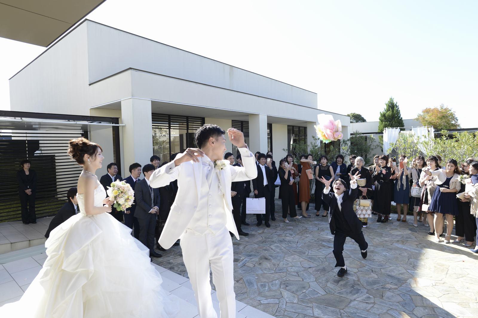 高松市の結婚式場アイルバレクラブ アフロトス