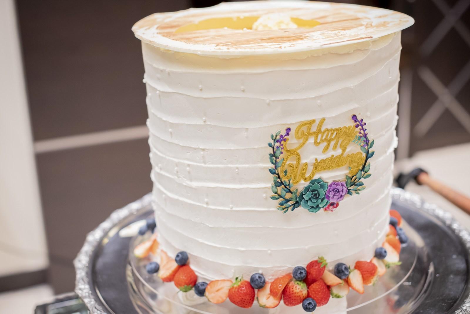 香川県高松市アイルバレクラブのケーキ
