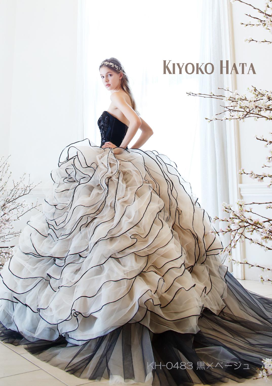 香川県高松市の結婚式場アイルバレクラブのウエディングドレス