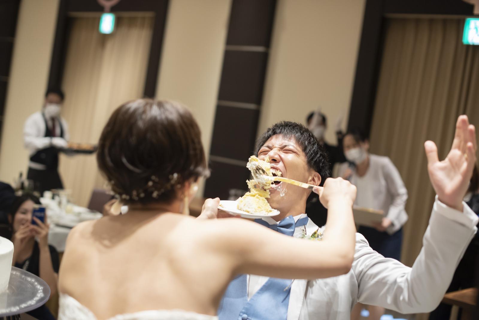 高松市の結婚式場アイルバレクラブ ウエディングケーキ