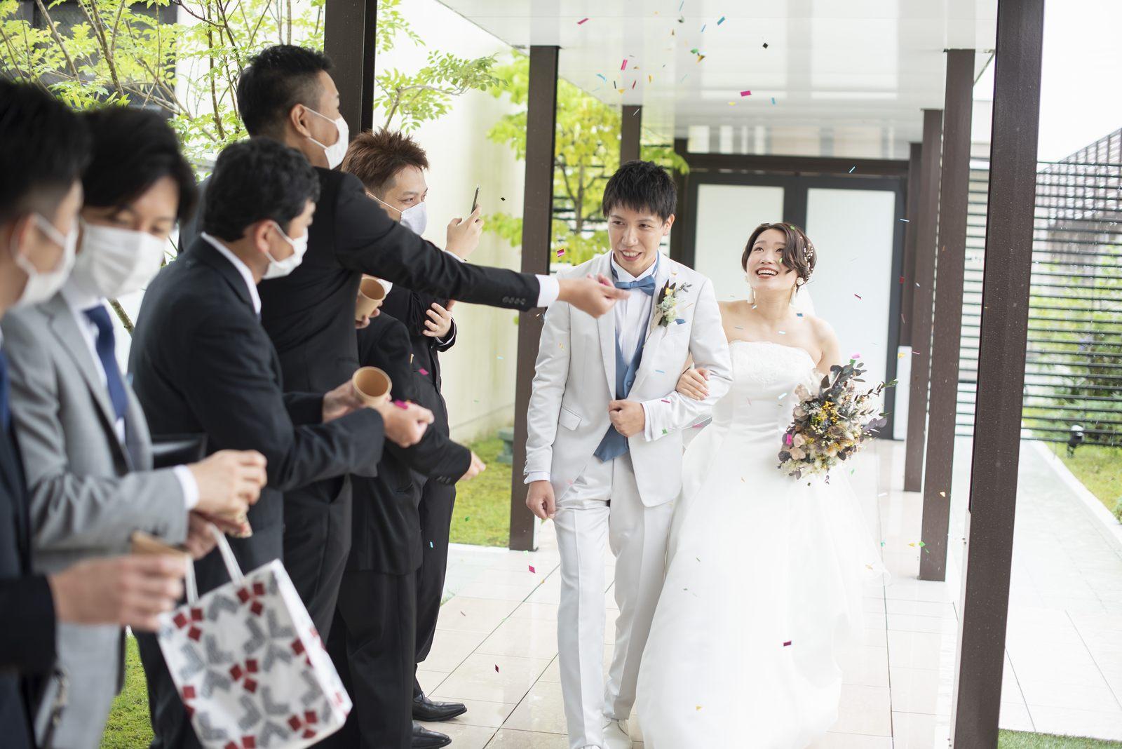 高松市の結婚式場アイルバレクラブ セレモニー