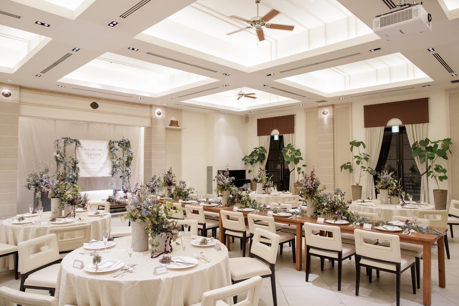 香川県高松市の結婚式場アイルバレクラブ
